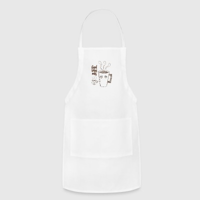 Coffee Good Vibes Only - Adjustable Apron