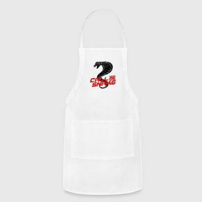 Call Me Snake - Adjustable Apron