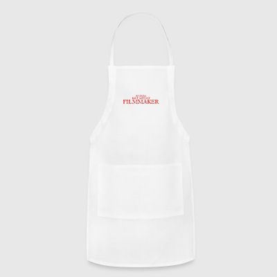 World s most awesome filmmaker - Adjustable Apron