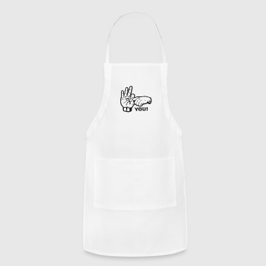 Fuck You - Adjustable Apron