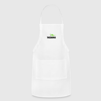 Thesaurus - Adjustable Apron