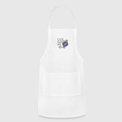 Pause My Watch - Adjustable Apron