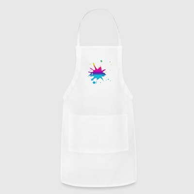 Colours - Adjustable Apron