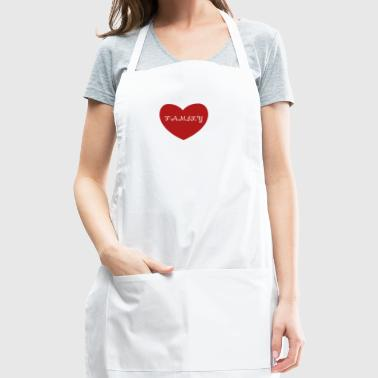 Family - Adjustable Apron
