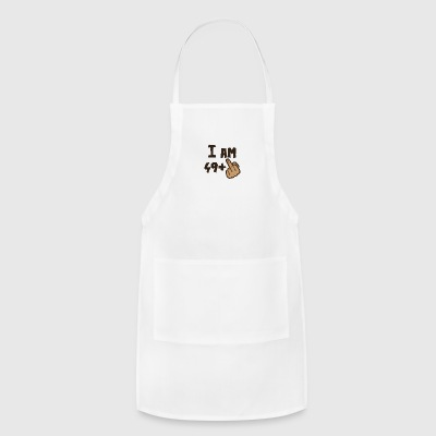 Birthday I am 49 plus X - Adjustable Apron
