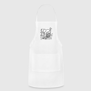 gir9 - Adjustable Apron