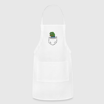 tiny pocket pepe - Adjustable Apron