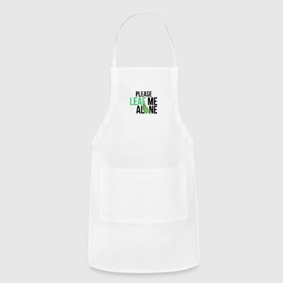 Leaf me alone - Adjustable Apron