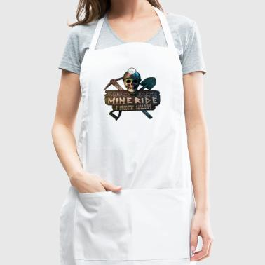 Ghost Town Mine Ride - Adjustable Apron