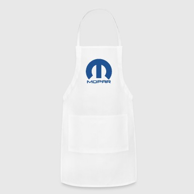 mopar logo - Adjustable Apron