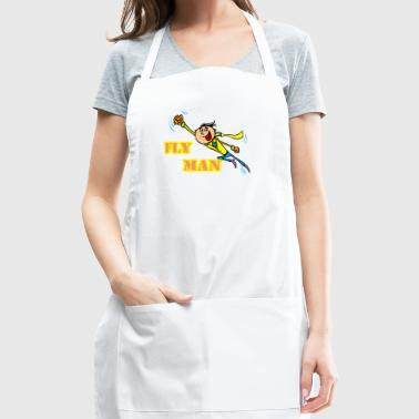 fly man - Adjustable Apron