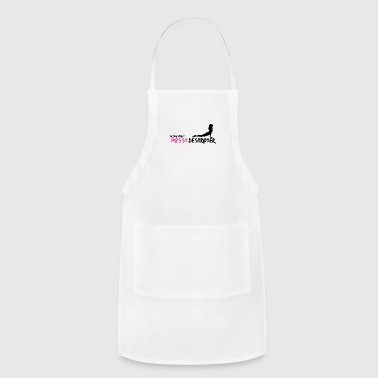 My occupation is pussy destroyer - Adjustable Apron