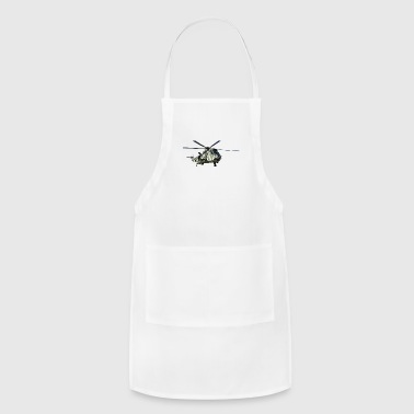 US Army Helicopter Special Forces Airforce - Adjustable Apron