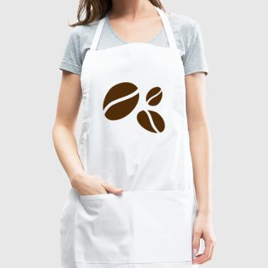 coffee beans - Adjustable Apron