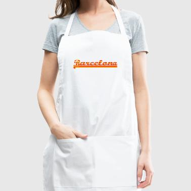 Barcelona - Adjustable Apron