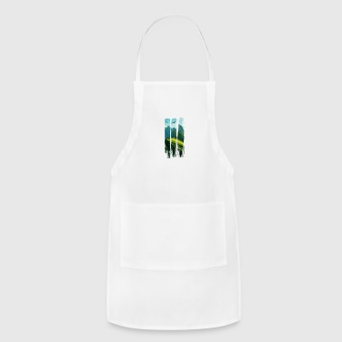 Mountain Landscape - Adjustable Apron