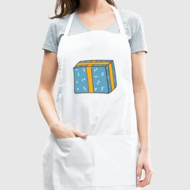 Present 1 - Adjustable Apron
