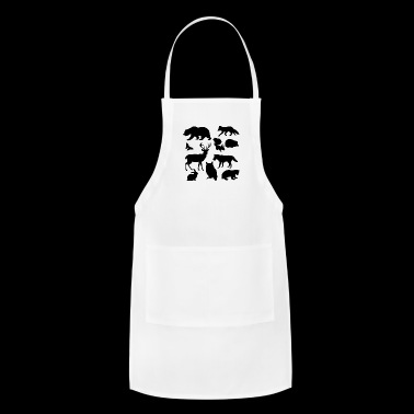 hedgehog igel3 - Adjustable Apron