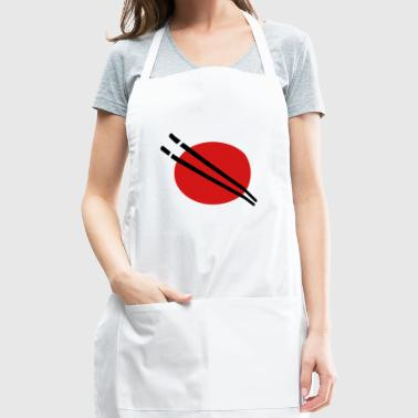 japan - chopsticks - Adjustable Apron