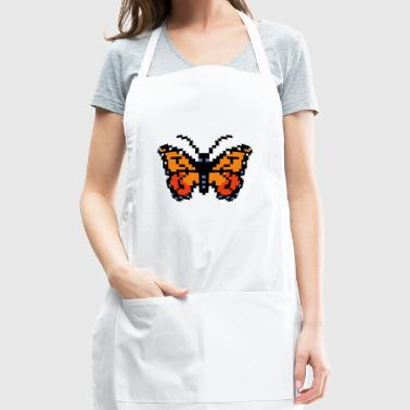 Monarchic Insect - Adjustable Apron