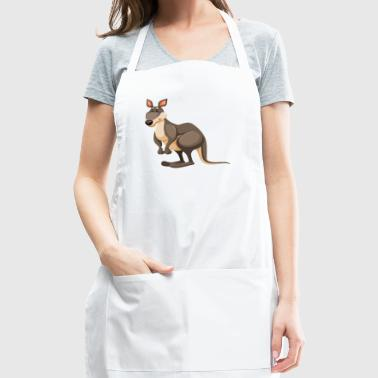 animal-kangaroo-wildlife - Adjustable Apron