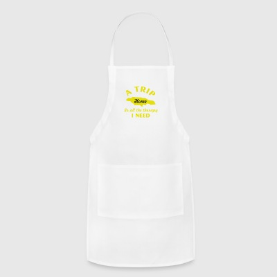 A trip to Jamaica - Adjustable Apron
