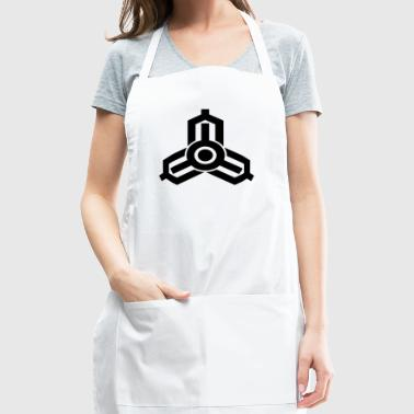 Japanese Emblem - Adjustable Apron