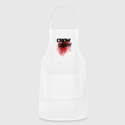 Bloody Crow - Adjustable Apron