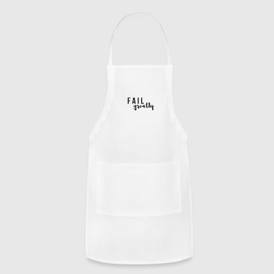 FAIL_greatly_BLACK - Adjustable Apron