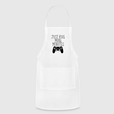 JUST FIVE MORE MINUTES PS - Adjustable Apron