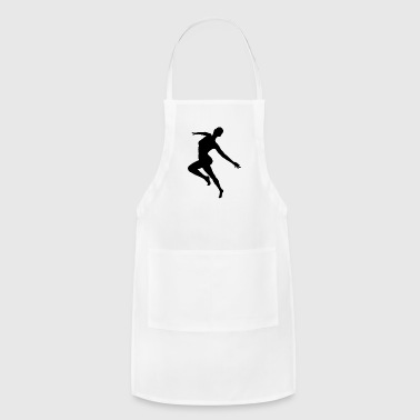 dancer taenzer tanz tanzen dancing ballet - Adjustable Apron