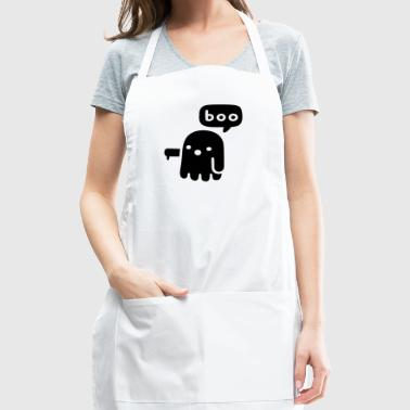 Ghost Of Disapproval - Adjustable Apron