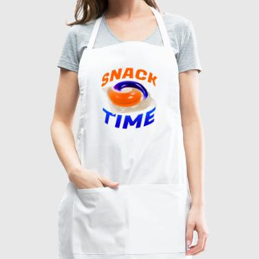 SNACK TIME - Adjustable Apron