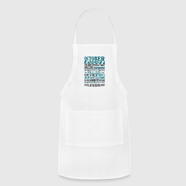 Best selling born in October present - Adjustable Apron