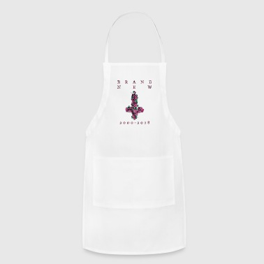 Brand New Farewell Cross - Adjustable Apron