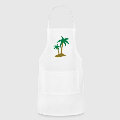 palm tree - Adjustable Apron