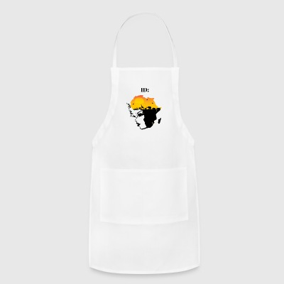 AFRICA DONE 2 - Adjustable Apron