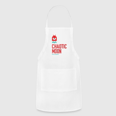 Chaotic Moon - Adjustable Apron