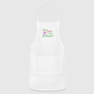 BE NAUGHTY - Adjustable Apron