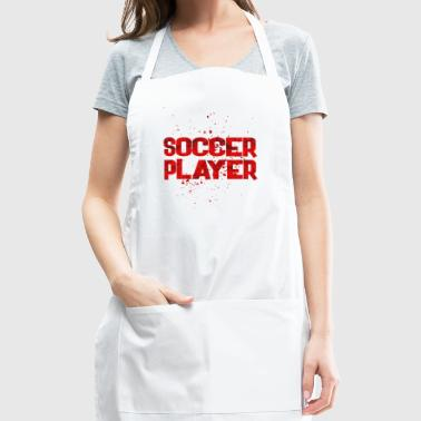 Soccer Player - Adjustable Apron