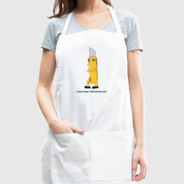 cheerful blade - Adjustable Apron