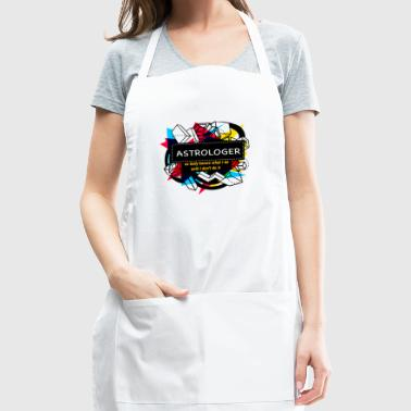 ASTROLOGER - Adjustable Apron