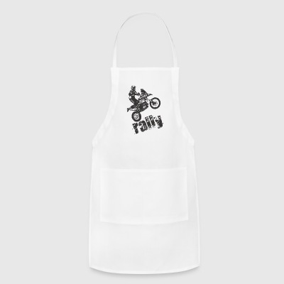 Desert Rally motorcycle - Adjustable Apron