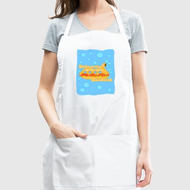 Submarine Sandwich - Adjustable Apron