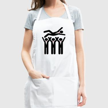A Stag Party - Adjustable Apron