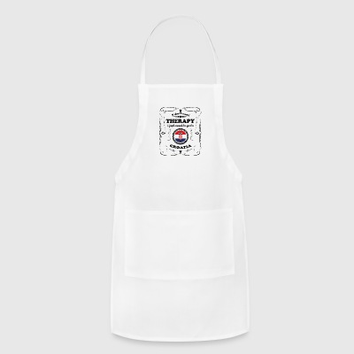 DON T NEED THERAPIE GO CROATIA - Adjustable Apron