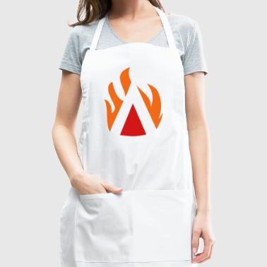 Fire Triangle - Adjustable Apron