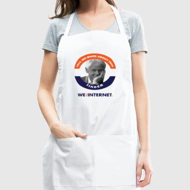 Bill Clinton Tell Me About this Tinder - Adjustable Apron