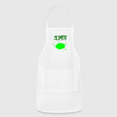 slimer splat - Adjustable Apron