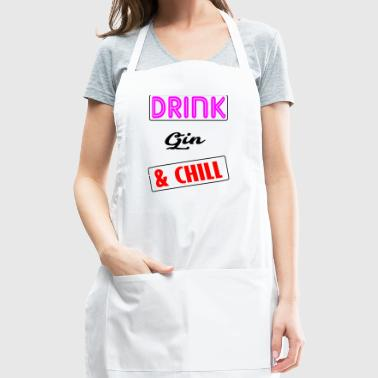gin - Adjustable Apron
